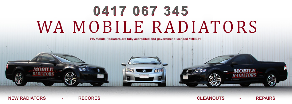 WA Mobile Radiators